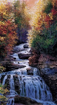 Cullasaja Falls - Product Image