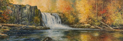 Abrams Falls -SOLD - Product Image