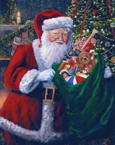 Santa - Product Image