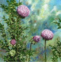 Thistle Rhyme - Product Image