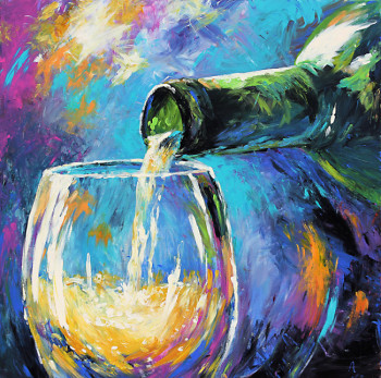 Wine Pour #2 - Product Image