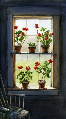 Wyeth's Window - Product Image